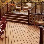Recent decking and flooring installation jobs